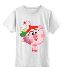 """Детская футболка классическая унисекс """"детская футболка"""" - прикольные"""