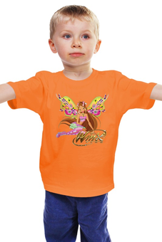 "Детская футболка ""Winx club "" - фея, школа волшебниц, винкс клуб"