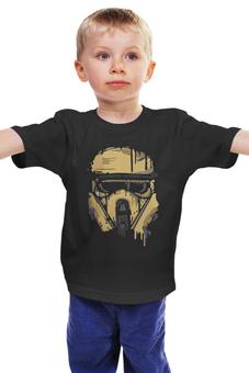 """Детская футболка классическая унисекс """"Береговые штурмовики"""" - звёздные войны, дарта вейдера, изгой один, shoretroopers"""