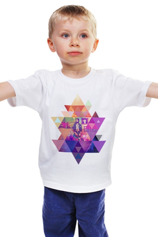 "Детская футболка классическая унисекс """"HIPSTA SWAG"" collection: Che Guevara"" - че гевара, swag, свэг, che guevara"