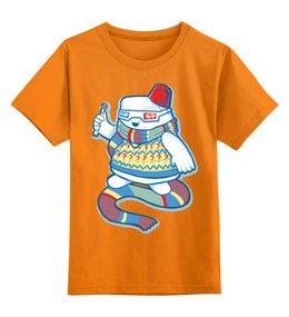 """Детская футболка классическая унисекс """"Doctor Adipose"""" - doctor who, doctor adipose, доктор кто"""