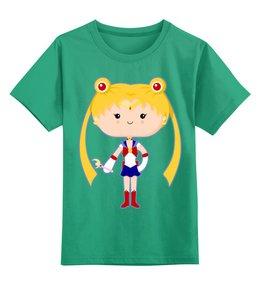 "Детская футболка классическая унисекс ""Сейлор Мун"" - аниме, сейлор мун"