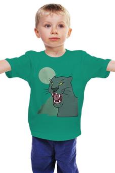 "Детская футболка ""puma, gravity falls"" - gravity falls, гравити фолз"