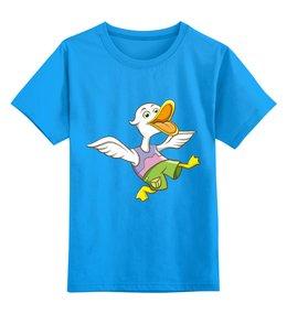 """Детская футболка классическая унисекс """"Мультик"""" - дети, картинки, рисунки"""