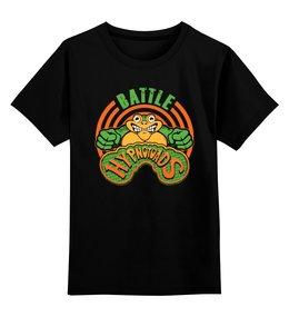 """Детская футболка классическая унисекс """"Гипножабы"""" - игра, game, sega, сега, жаба"""