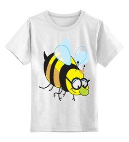 """Детская футболка классическая унисекс """"детская футболка"""" - в подарок"""