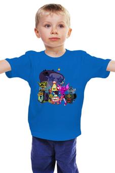"""Детская футболка классическая унисекс """"Гравити Фолз  """" - gravity falls, гравити фолз, билл шифр"""