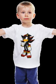 """Детская футболка классическая унисекс """"Герой"""" - смешное, комиксы, герой, мульт, супергерой"""