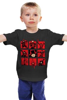 "Детская футболка ""Сорвиголова"" - комиксы, marvel, сорвиголова"