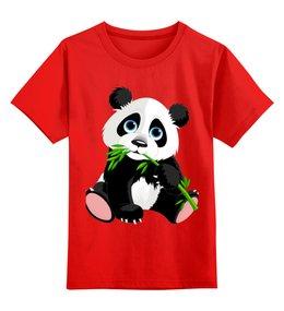 """Детская футболка классическая унисекс """"Мишка"""" - милый, детский, малыш"""