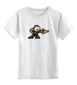 """Детская футболка классическая унисекс """"Масс Эффект"""" - mass effect"""