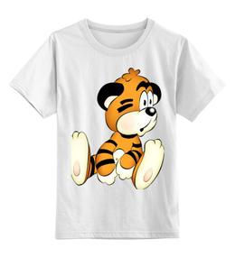 """Детская футболка классическая унисекс """"футболка для мальчика"""" - прикольные"""