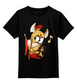 """Детская футболка классическая унисекс """"Legion Commander"""" - dota 2, дота 2, дотка, legion commander"""
