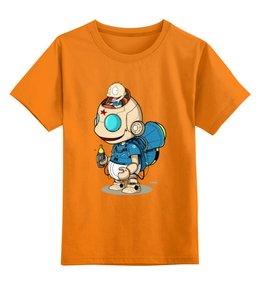 """Детская футболка классическая унисекс """"Ох уж эти детки!"""" - ох уж эти детки, rugrats"""