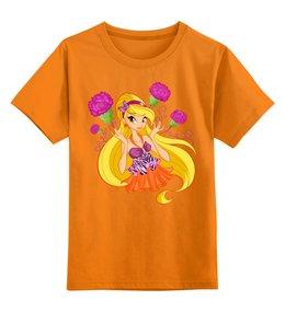 "Детская футболка классическая унисекс ""Волшебница"" - winx club, школа волшебниц"