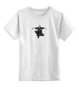 """Детская футболка классическая унисекс """"Эпизод 2 - Айсберг"""" - сталкер, тёмная душа"""