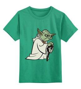 """Детская футболка классическая унисекс """"Звёздные войны"""" - звёздные войны, кино, star wars"""