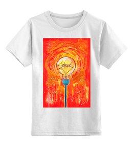 """Детская футболка классическая унисекс """"School"""" - school, школа, учителю, 1 сентября, школьнику"""