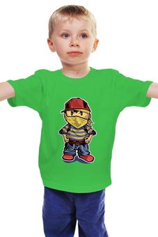 """Детская футболка """"Хулиган"""" - мальчик"""