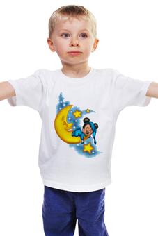 """Детская футболка """"Сон Микки Мауса"""" - микки маус, дисней, мультфильмы"""