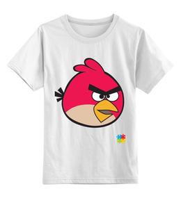 """Детская футболка классическая унисекс """"Angry Birds """" - angry birds"""