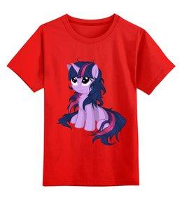 """Детская футболка классическая унисекс """"Кофта  Твайлат"""" - прикольные, в подарок, оригинально"""