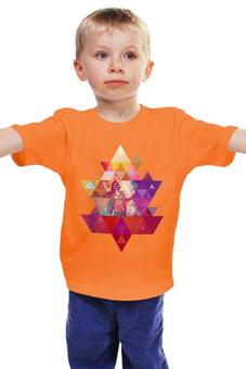 """Детская футболка классическая унисекс """"""""HIPSTA SWAG"""" collection: Salvador Dali"""" - сальвадор дали, swag, свэг, salvador dali"""