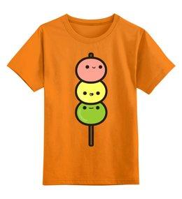 """Детская футболка классическая унисекс """"Мороженое"""" - светофор, мороженое"""