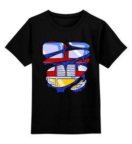 """Детская футболка классическая унисекс """"Трансформеры"""" - transformers, трансформер"""