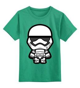 """Детская футболка классическая унисекс """"Штурмовик (Звёздные войны)"""" - штурмовик"""
