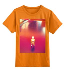 """Детская футболка классическая унисекс """"Skywalker"""""""