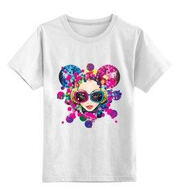 """Детская футболка классическая унисекс """"Дискотека"""" - музыка, праздник, танцы, дискотека"""