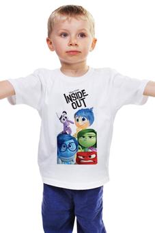 """Детская футболка """"Головоломка        """" - головоломка"""