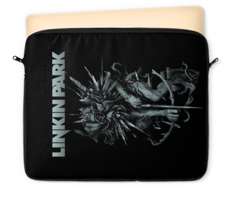 Чехол для ноутбука 12 Printio Linkin park чехол для ноутбука 12 printio капитан америка