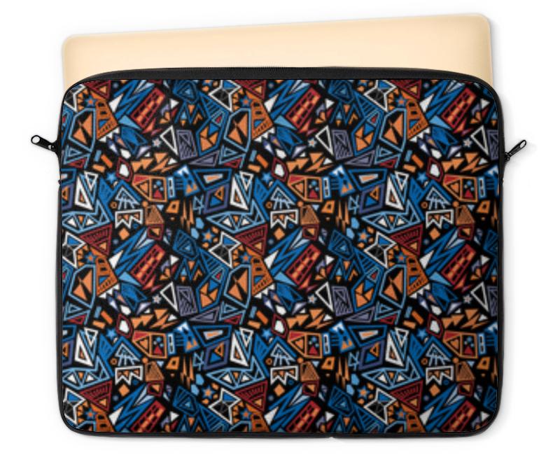 Чехол для ноутбука 12 Printio Модный и стильный геометрический паттерн платье летнее printio модный и стильный геометрический паттерн