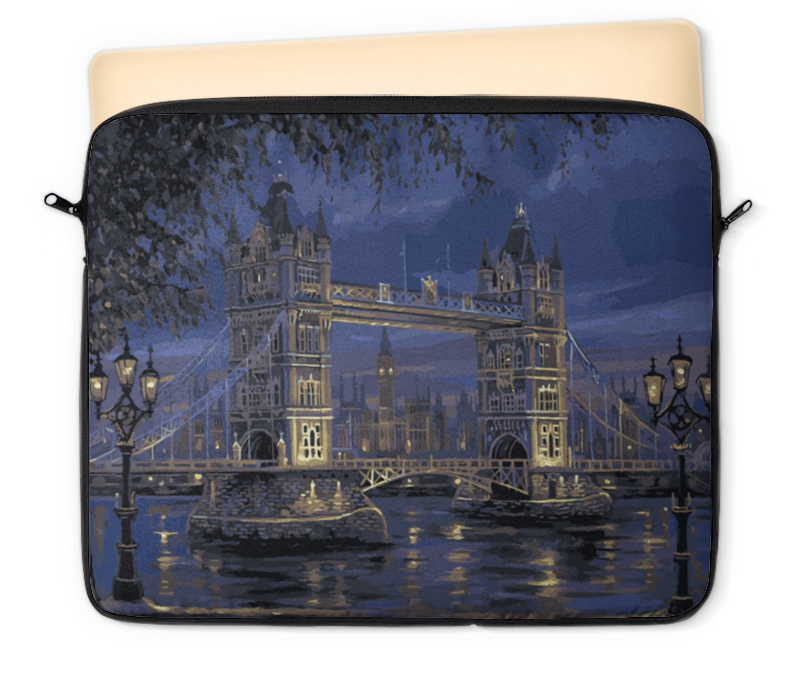 Чехол для ноутбука 12 Printio Лондон анна нетребко лондон