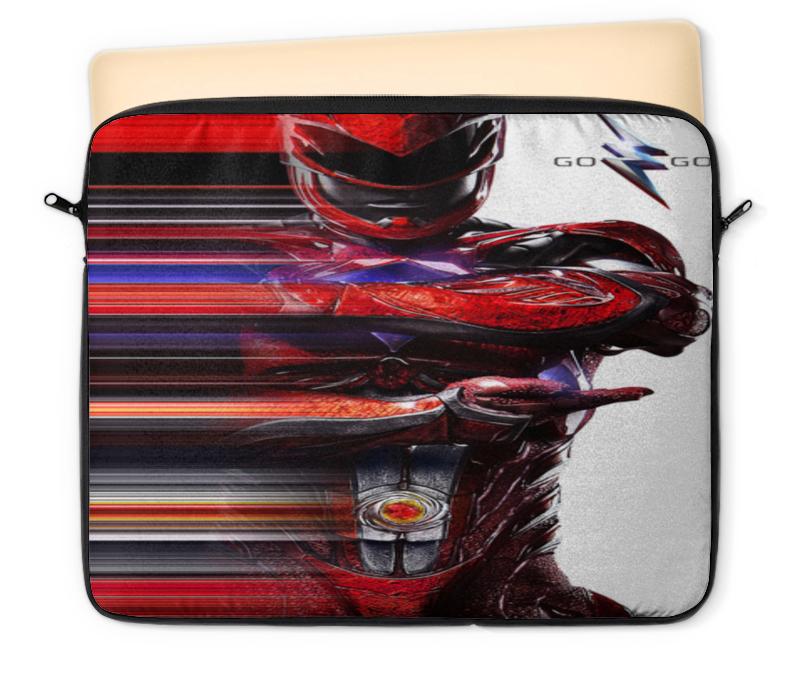 Чехол для ноутбука 12 Printio Могучие рейнджеры laima красные розы ассорти шоколадных конфет 480 г