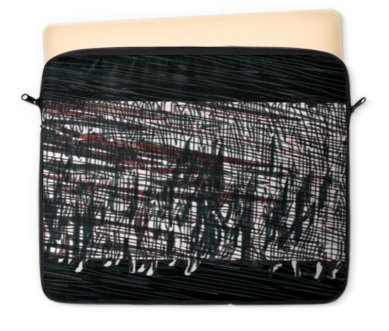Чехол для ноутбука 12 Printio Суровое шебби. абстракция чехол для ноутбука 14 printio волк абстракция