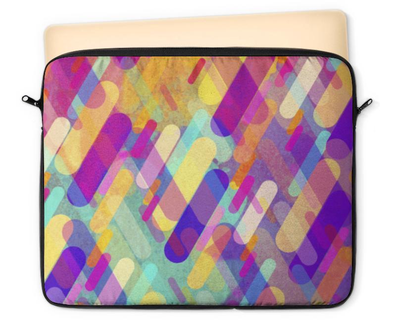 Чехол для ноутбука 12 Printio Разноцветная абстракция
