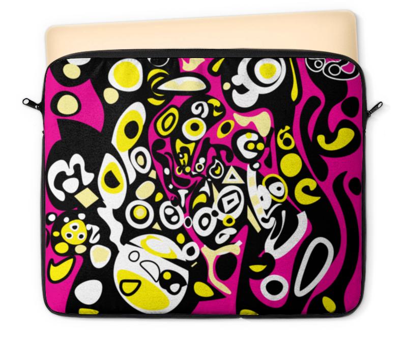 Чехол для ноутбука 12 Printio Iommm50233 ssd винчестер для ноутбука