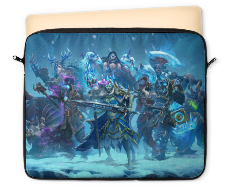 Чехол для ноутбука 12 Printio Knights of the frozen throne чехол для iphone 6 глянцевый printio knights of the frozen throne