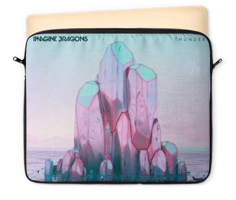 Чехол для ноутбука 12 Printio Imagine dragons thunder dragons фигурка toothless сидящий