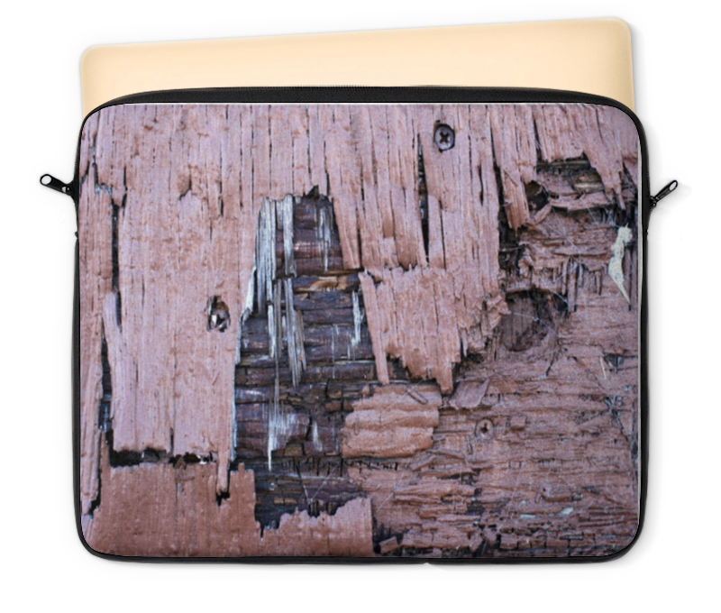 Чехол для ноутбука 12 Printio деревянная шоколадка 35х35 printio волнистая