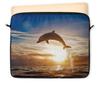 """Чехол для ноутбука 12"""" """"Дельфин"""" - природа, фотография, дельфин"""