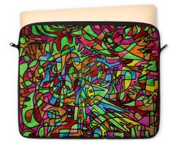 "Чехол для ноутбука 12"" ""s`s`s-0.w"" - арт, узор, абстракция, фигуры, текстура"