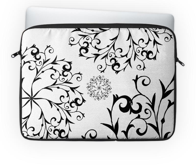 Чехол для ноутбука 14 Printio Узоры наклейки декоративные кружевные узоры