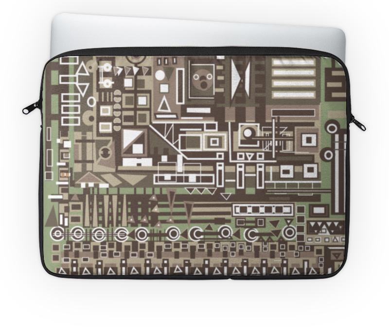 Чехол для ноутбука 14'' Printio Fg345gh чехол для ноутбука 14 printio stickers