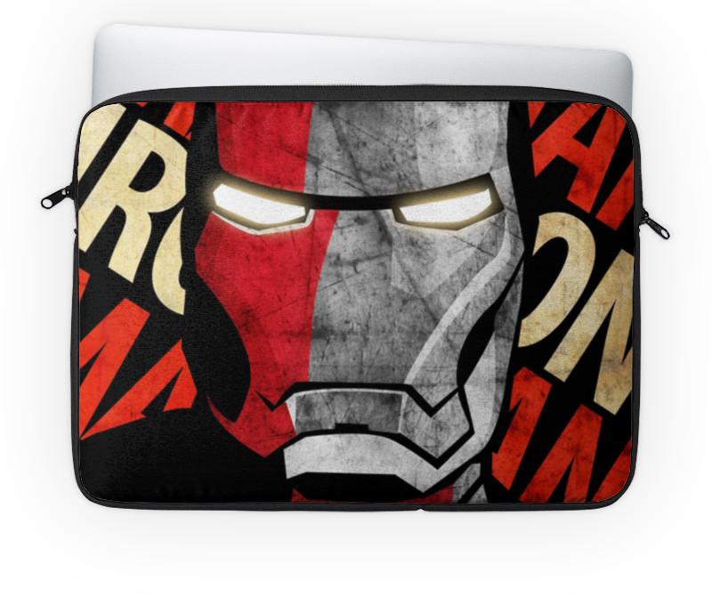 Чехол для ноутбука 14'' Printio Iron man чехол для ноутбука 14 printio stickers