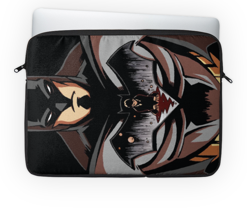 Чехол для ноутбука 14'' Printio Batman / бэтмен