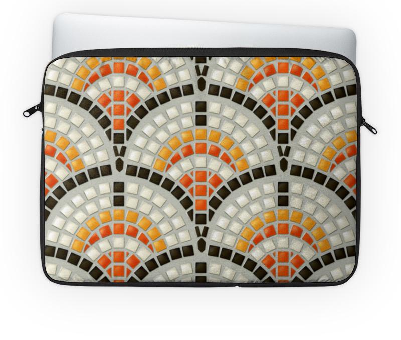 Чехол для ноутбука 14'' Printio Античная мозаика мозаика elada mosaic jsm jb068 327x327x8 мм античная жатая